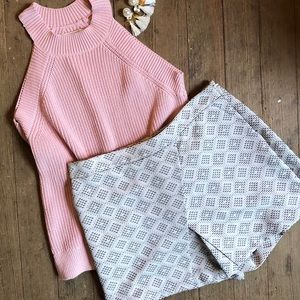 Vince Camuto Pattern Shorts